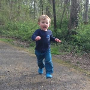 Run—don't walk—to your local park for Kids to Parks Day May 17!