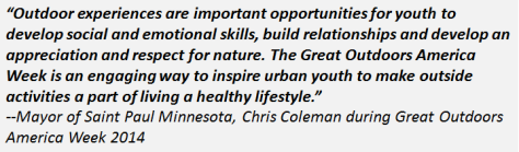 Mayor Coleman Quote