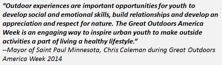 Mayor Coleman Quote