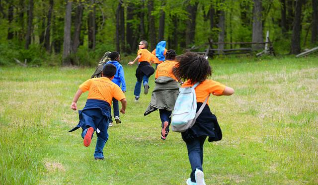 Nevada's new law brings more kids outdoors